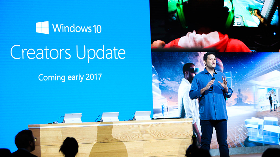 The Windows 10 Creators update is rumoured to launch on April 11th