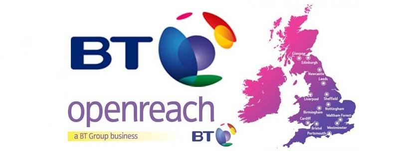 BT agrees to legally separate Openreach from the company
