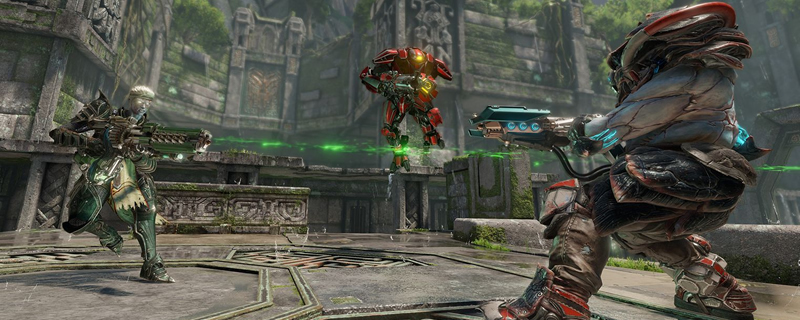 Quake Champions will be a free-to-play title with a paid option