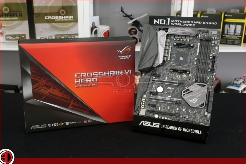 ASUS Crosshair Evolution