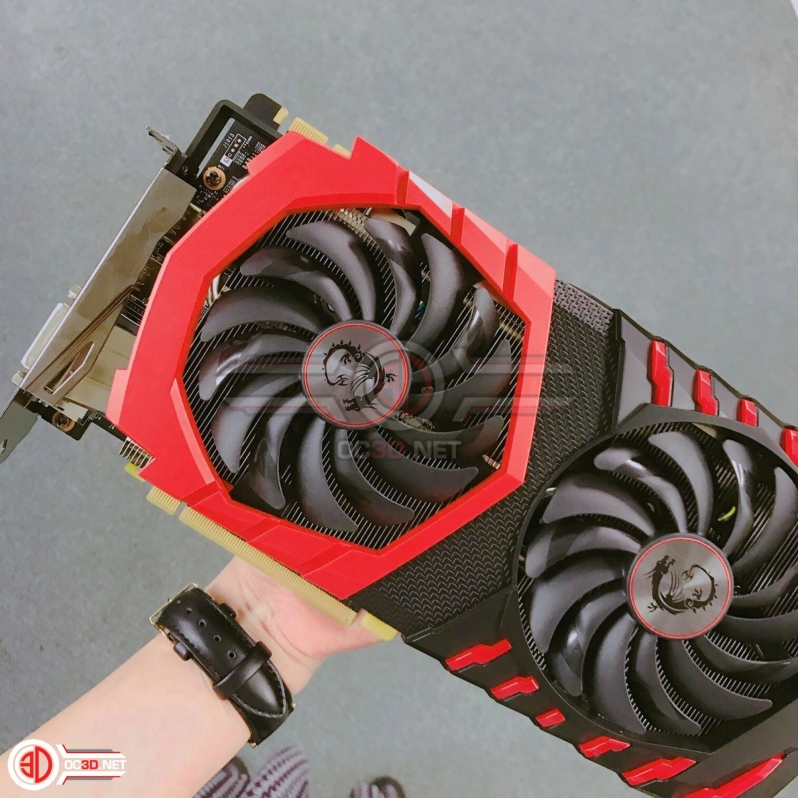 MSI GTX 1080 Ti Gaming X Preview