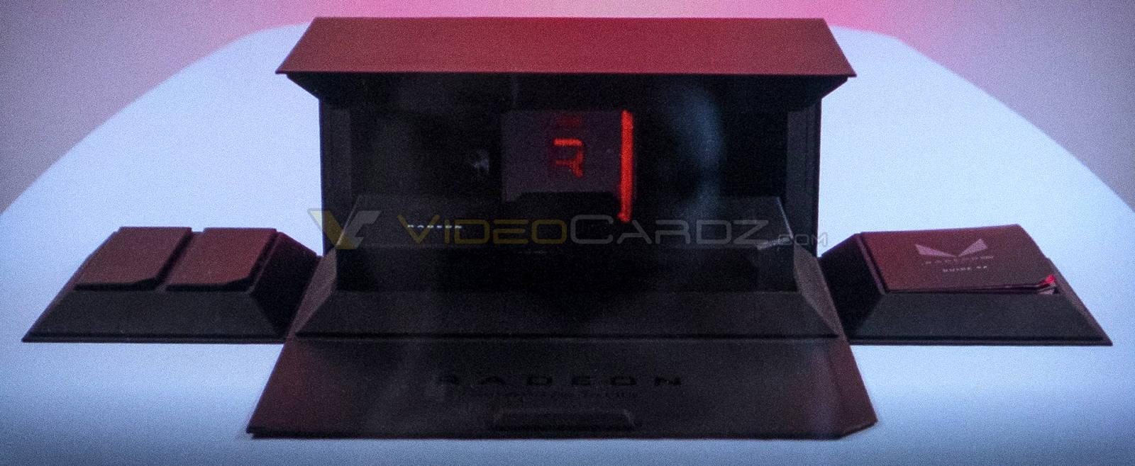 More RX Vega promotional images appear