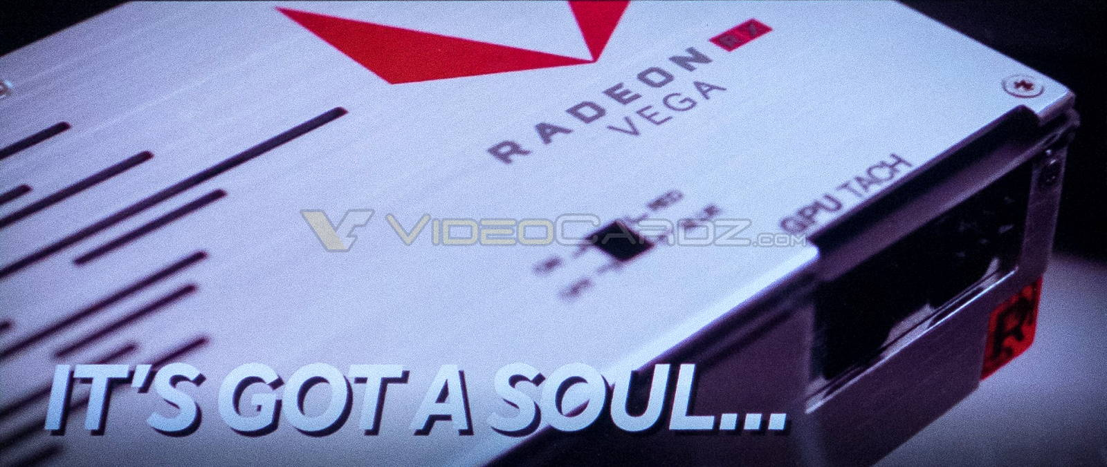 More RX Vega promotional images appear