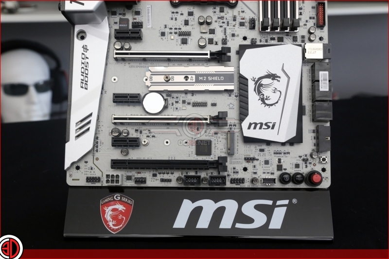 MSI X370 XPOWER Gaming Titanium Preview