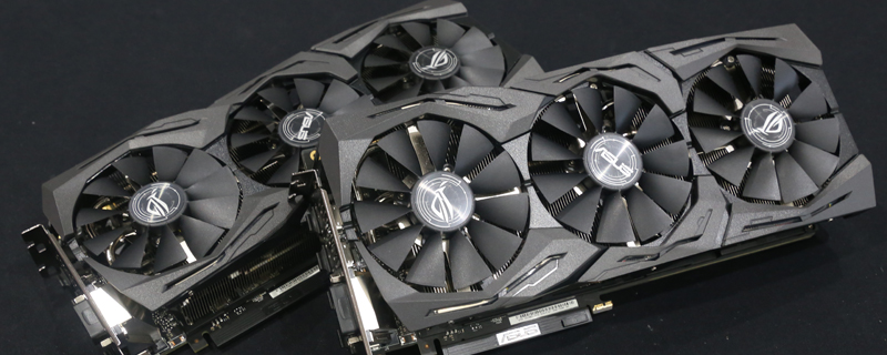 ASUS GTX 1080 Ti Strix OC Preview