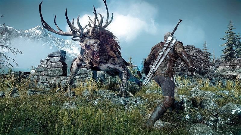 The creator of the Witcher series did not think that the games would be a success