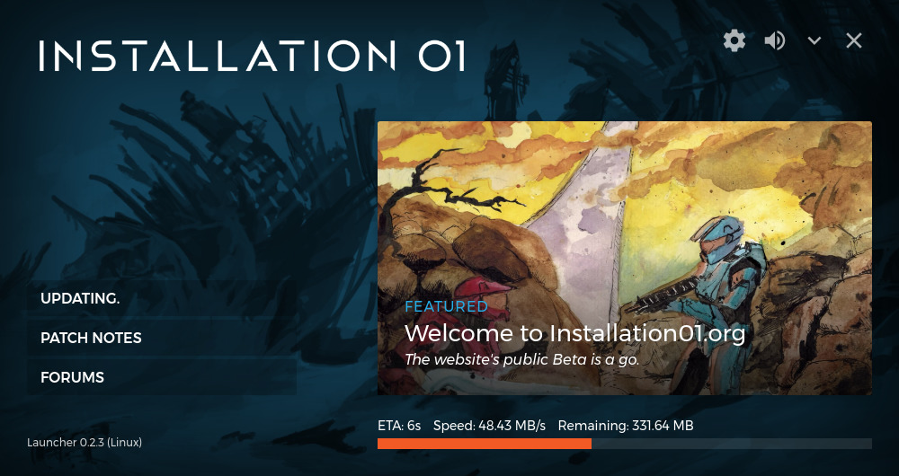 Installation 01 release a Multiplayer QA video