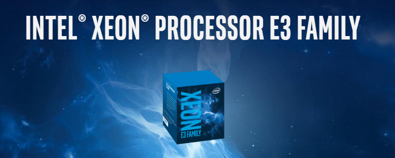Intel launches their Kaby-Lake Xeon E3-1200 v6 series of CPUs