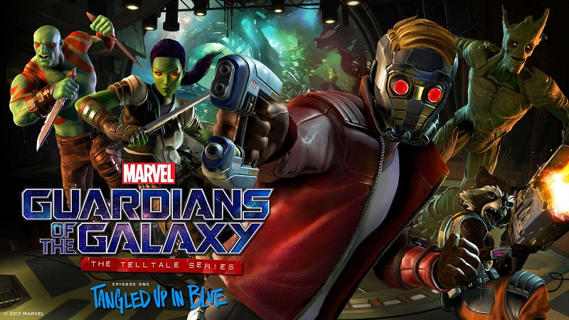 Guardians of the Galaxy: The Telltale Series will release on April 18th