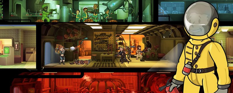 Fallout Shelter will be releasing on Steam later today