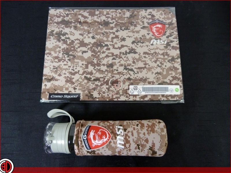 MSI GE62 7RE Camo Squad Review