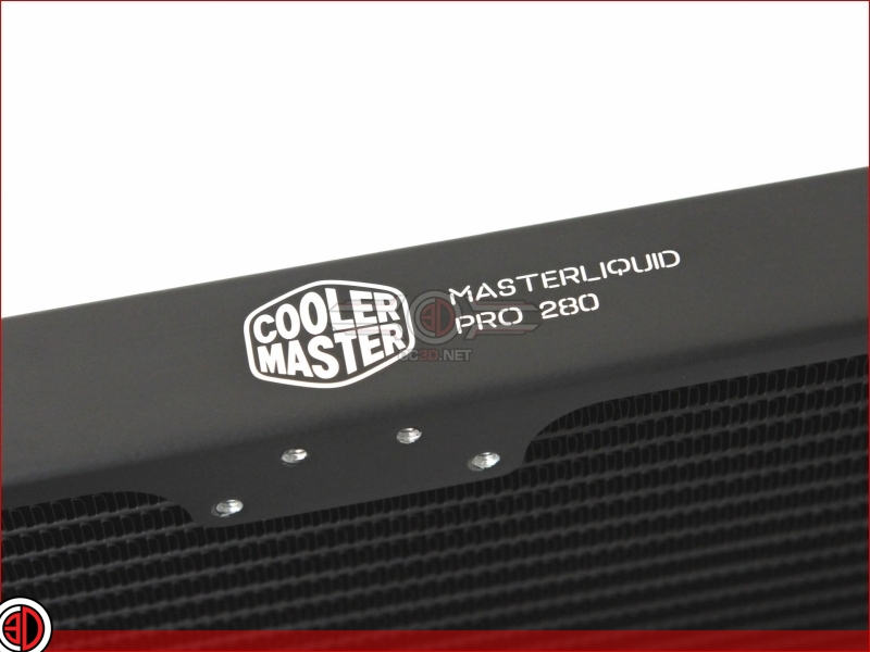 CoolerMaster MasterLiquid Pro 280 Review
