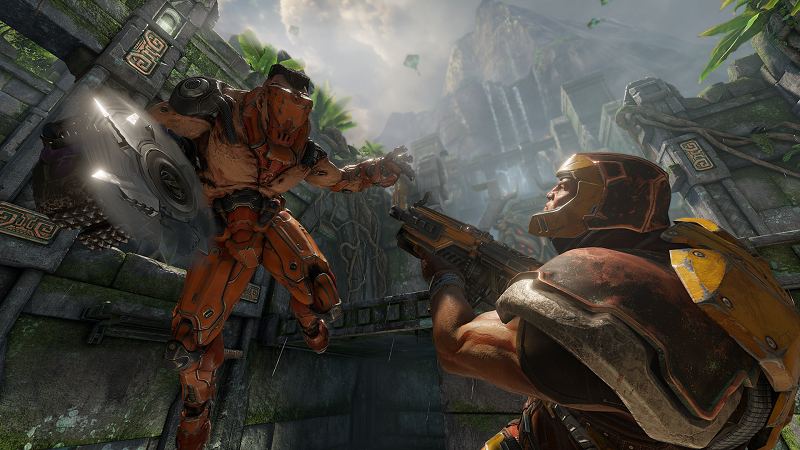 Quake Champions will support the Vulkan API