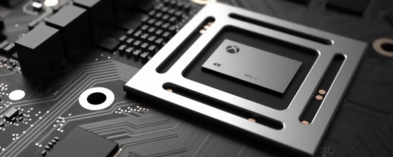Project Scorpio has been listed on Amazon