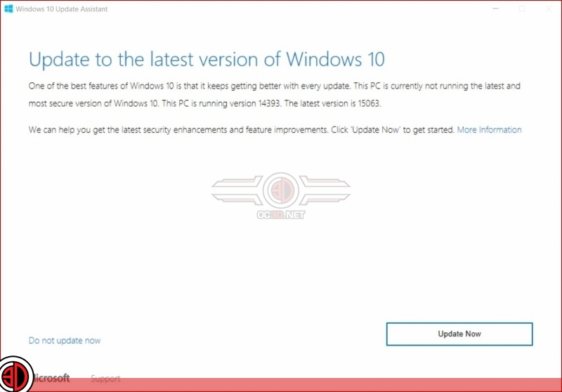 How to install Windows 10's Creators update early