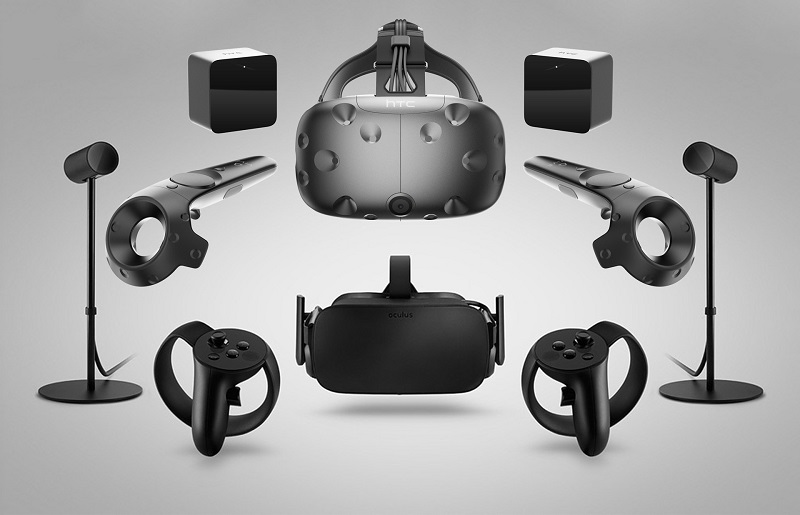 New HTC Vive headsets are now 15% lighter than the original