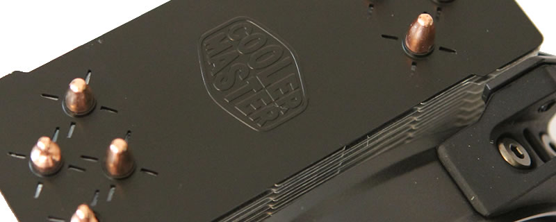 CoolerMaster MasterAir Pro 4 Review