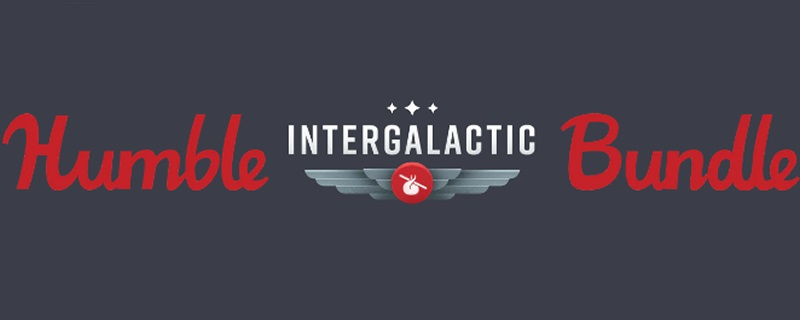 The Humble Intergalactic Bundle is now live