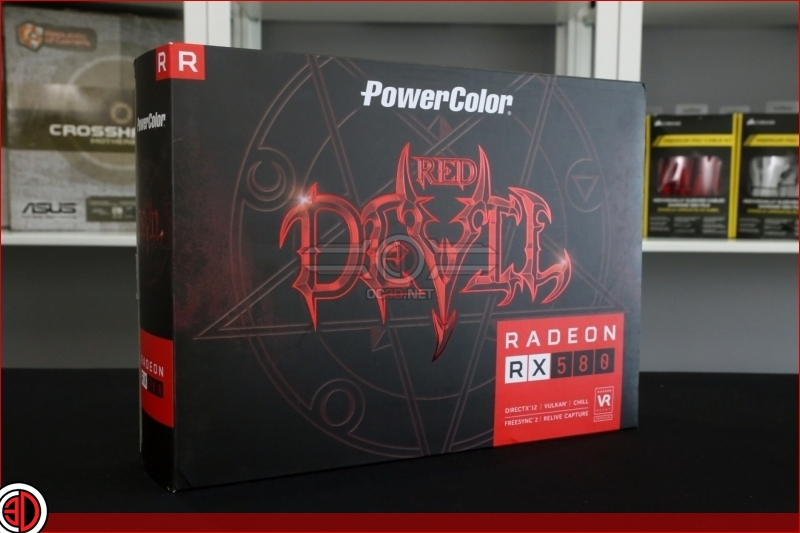 PowerColor RX580 Red Devil Review