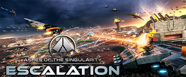 Ashes of the Singularity: Escalation will soon have a Vulkan version