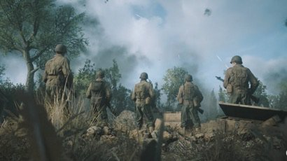 Call of Duty: WWII images leak online via promotional material