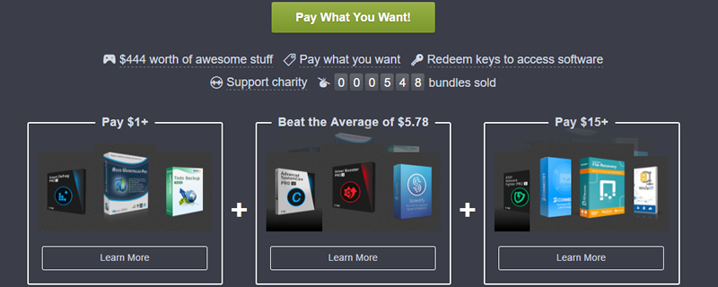 The Humble Happy PC Bundle has been released