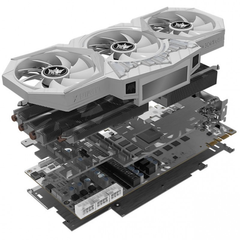 KF2A announce their GTX 1080 Ti HOF