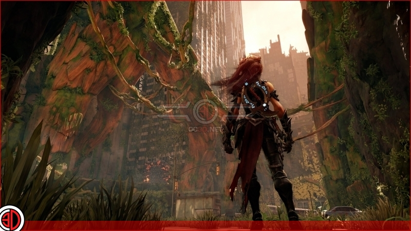 Darksiders III has been leaked