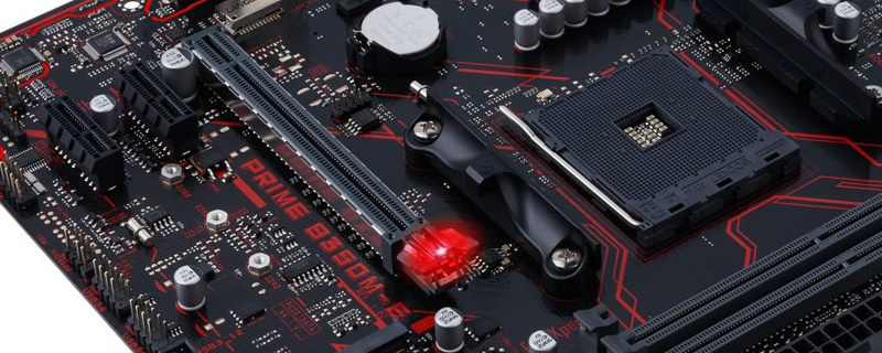 ASUS release their Prime B350M-E Ryzen ready motherboard