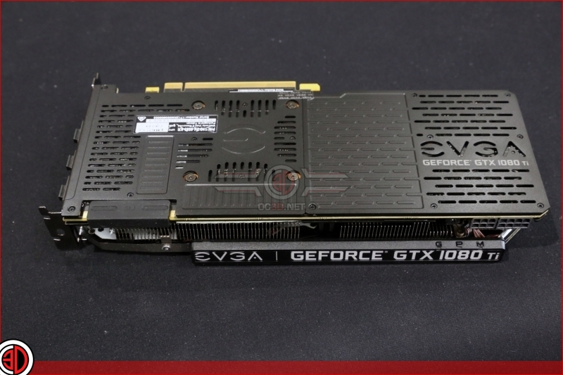 EVGA GTX 1080 Ti SC2 iCX Review
