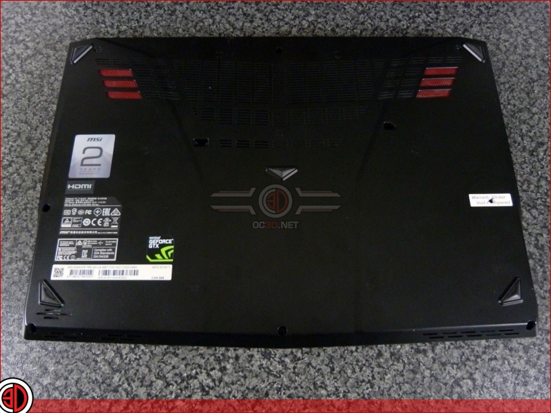 MSI GS43VR 7RE Laptop Review