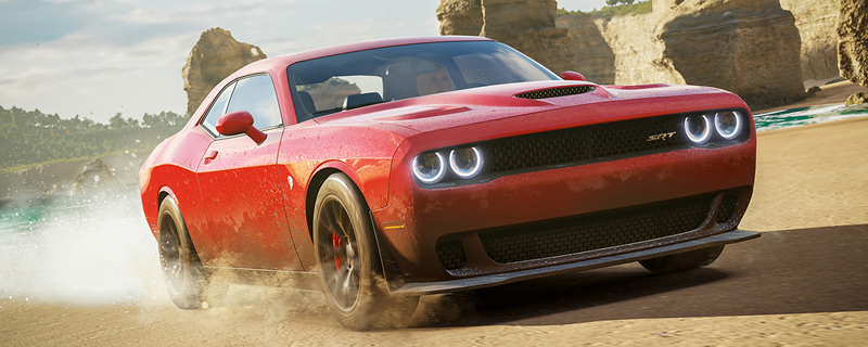 Forza Horizon 3's CPU performance patch is now live