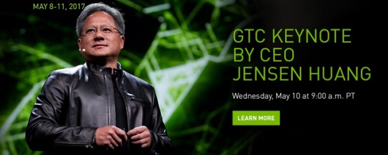 You can watch Nvidia's GTC keynote here