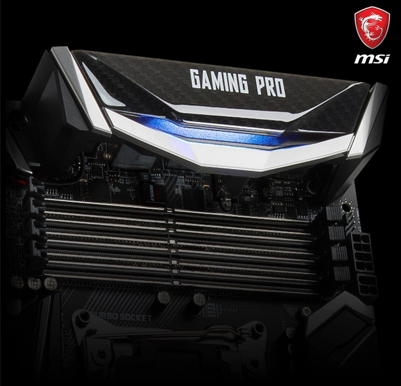 MSI tease their upcoming X299 Gaming motherboard