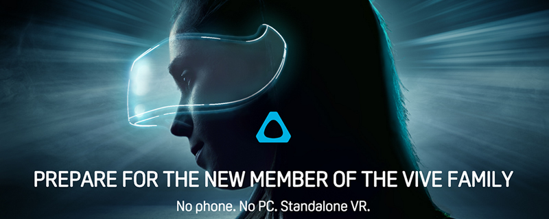 HTC announces a new VR headset