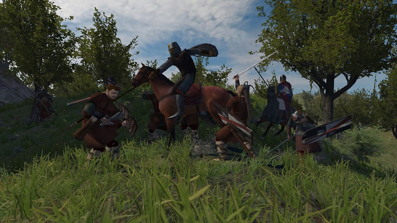 Mount & Blade is currently available for free on GOG