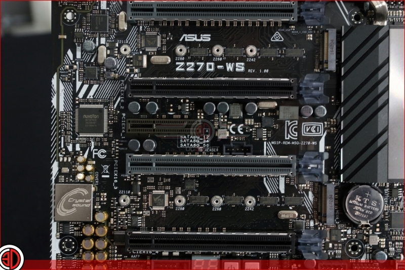 ASUS Z270 Workstation Review