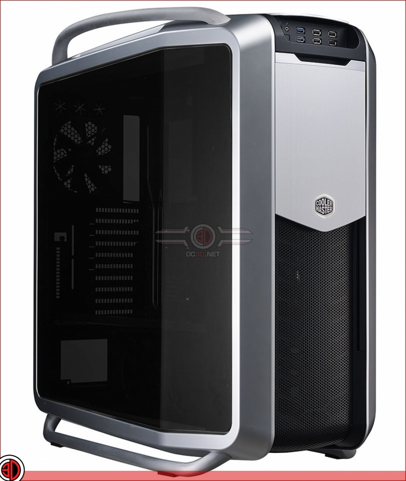 Cooler Master announce their COSMOS II 25th anniversary chassis