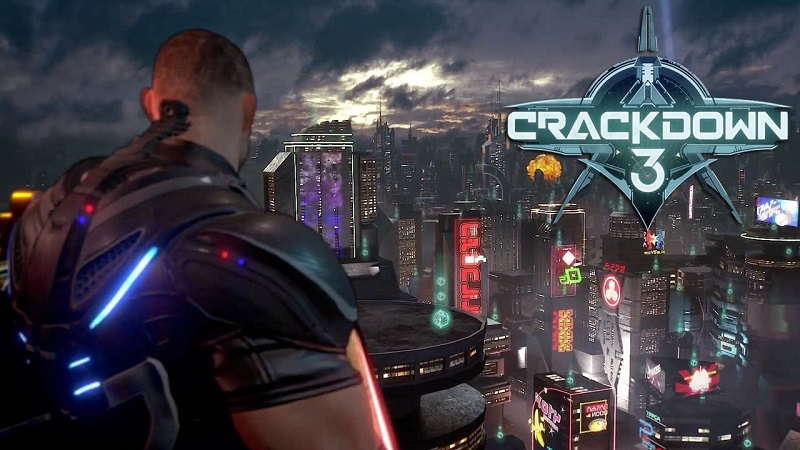 Crackdown 3 will be a Xbox Play Anywhere title