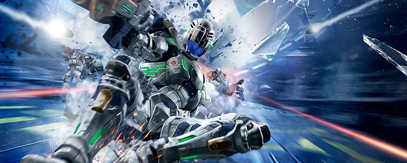Higher framerates are increasing enemy damage in Vanquish
