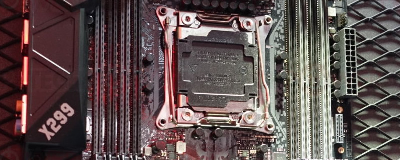 ASUS' X299 TUF and X299 Prime motherboards have been pictured