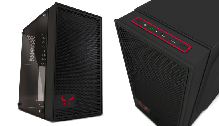 RIOTORO announce a trio of new cases at Computex 2017