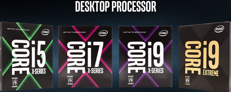 Intel officially announce their new Skylake-X and Kaby Lake-X series processors