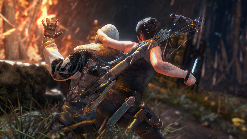 Rise of the Tomb Raider's latest patch includes Ryzen CPU optimisations