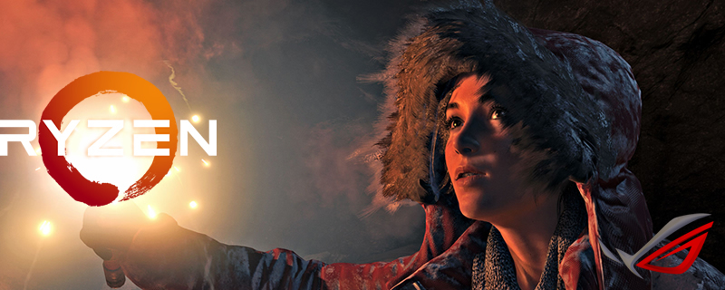 Rise of the Tomb Raider update - AMD Performance Ryzen?