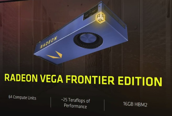AMD release RX Vega and Fronier Edition launch dates