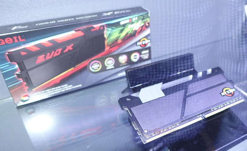 GeIL announce their AMD Edition EXO-X series DDR4 memory