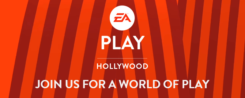 EA's Play Press Conference will take place on June 10th