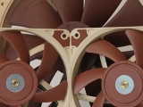 Noctua NF-12x15 Slim Fan Performance Review