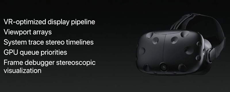 Apple announces Mac VR support and strong internal/external graphics solutions